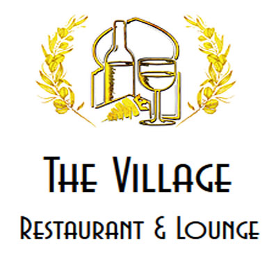 The Village Restaurant And Lounge Logo