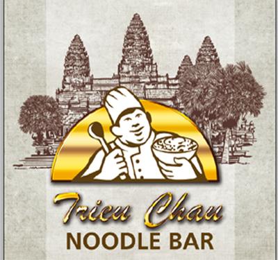 Trieu Chau Noodle Bar Logo