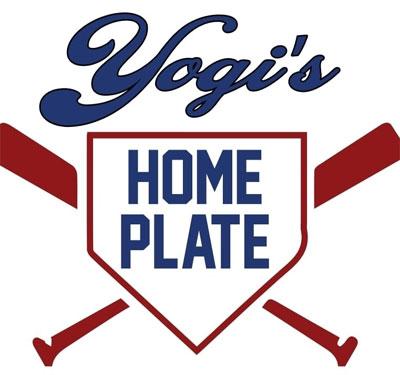 Yogis Home Plate Logo
