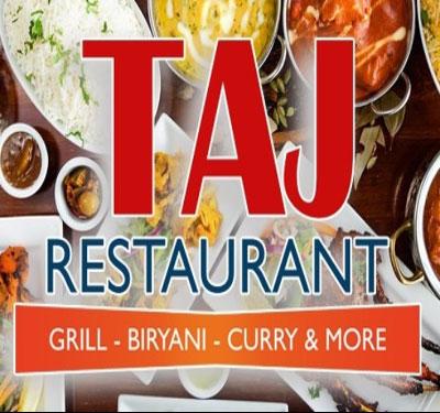 Taj Restaurant Logo