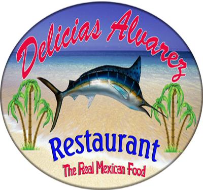 Delicias Alvarez Logo