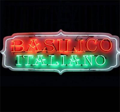 Basilico-Italiano Logo