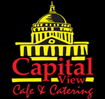Capital View Cafe Logo