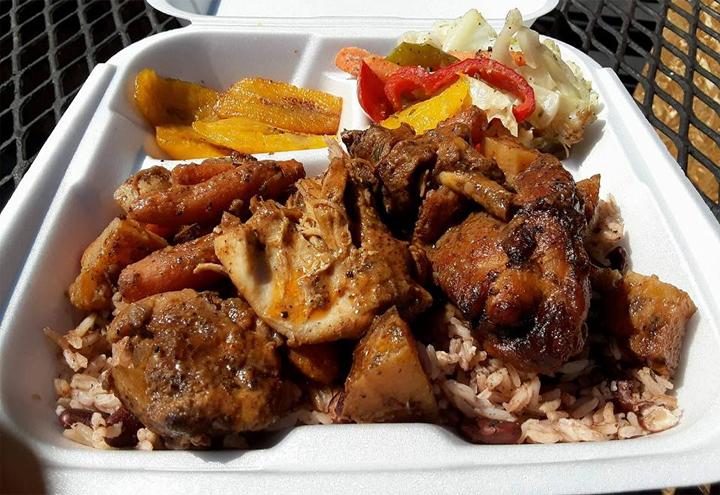 Barrington's Jamaican Kitchen in Bakersfield, CA at Restaurant.com