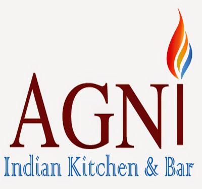 Agni Indian Kitchen & Bar Logo