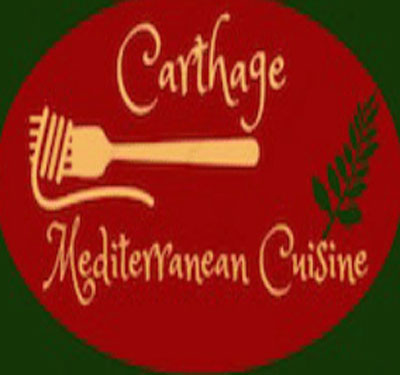 Carthage Mediterranean Cafe & Pizza Logo