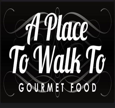 A Place To Walk to Logo
