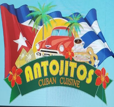 Antojitos Cuban Cuisine Logo
