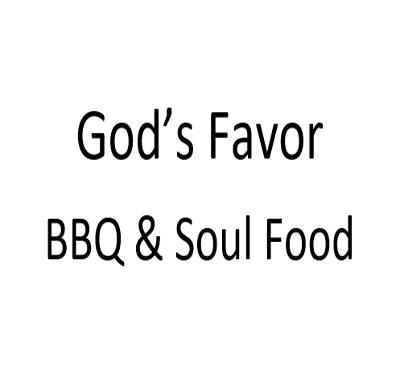 God's Favor BBQ & Soul Food Logo