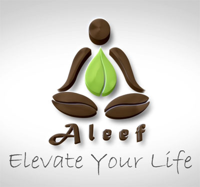 Aleef Cafe Logo