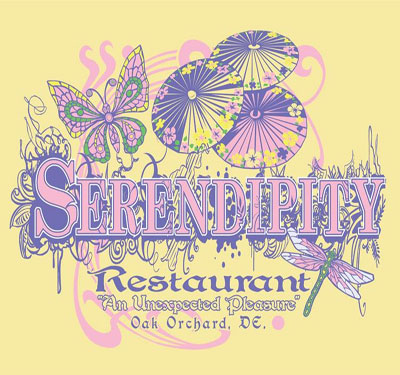 Serendipity Restaurant Logo