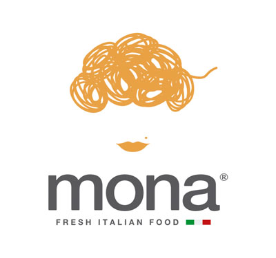 Mona Fresh Italian Food -Downtown Logo