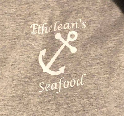 Ethelean's Seafood Logo