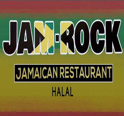 Jam-Rock Halal Restaurant Logo