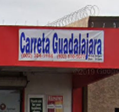 La Carreta Guadalajara Logo