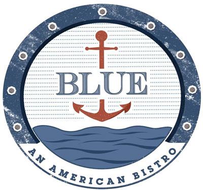 Blue American Bistro Logo