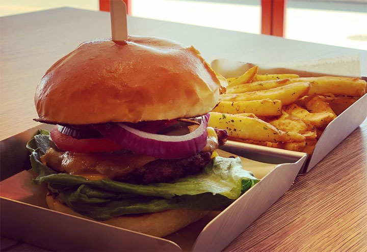 Blue American Bistro in Long Beach, CA at Restaurant.com
