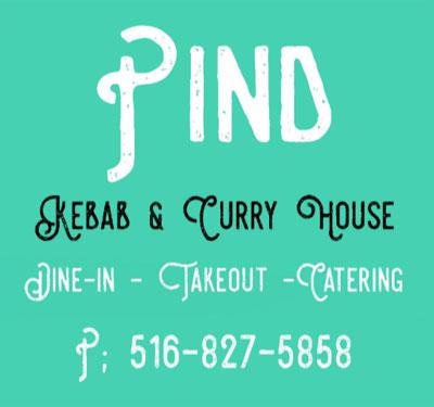 Pind Kebab & Curry Logo
