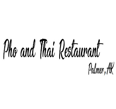 Pho and Thai Restaurant Logo