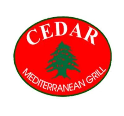 Cedar Mediterranean Grill Logo