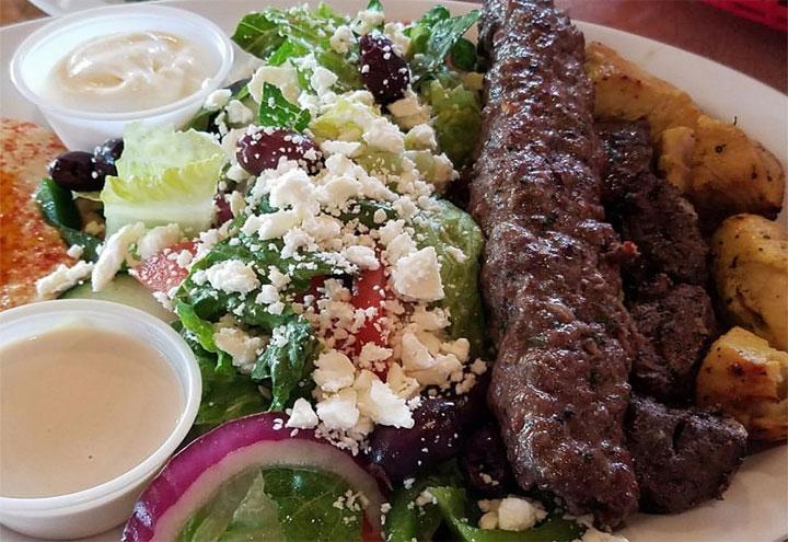 Cedar Mediterranean Grill in San Antonio, TX at Restaurant.com