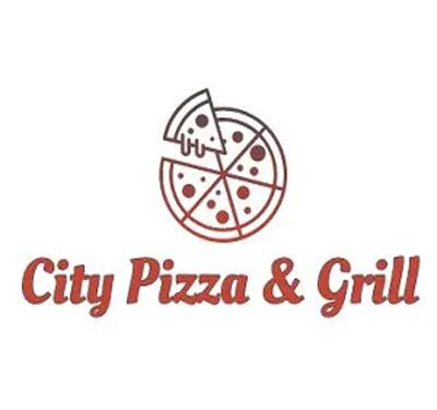 City Pizza & Grill Logo