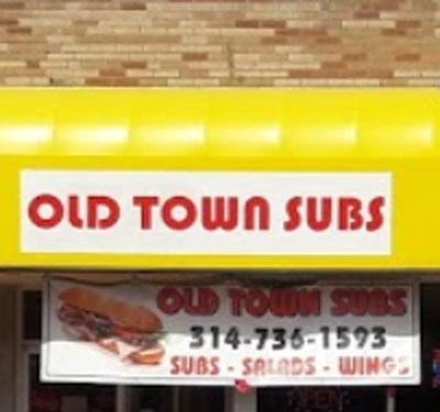 Old Town Subs Logo