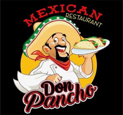 Don Pancho Mexican Restaurant Logo
