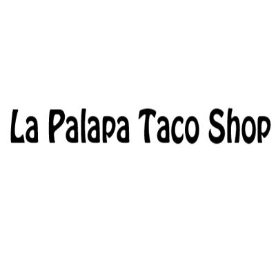 La Palapa Taco Shop Logo