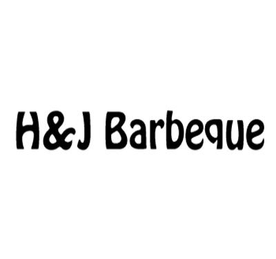 H&J Barbeque Logo