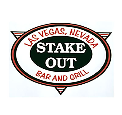 Stake Out Bar & Grill Logo