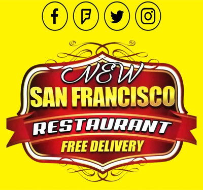 New San Francisco Restaurant Logo