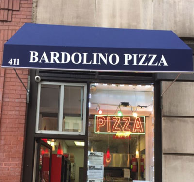 Bardolino Pizza - Amsterdam Logo