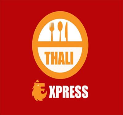 Thali Express Logo