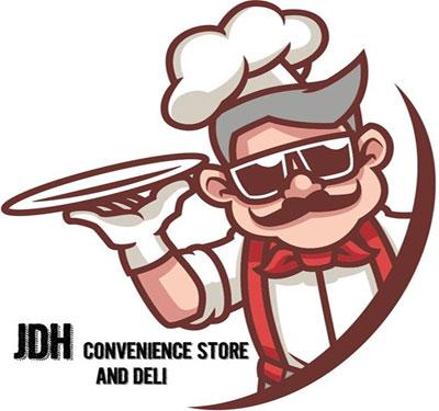 JDH Convenience Store & Deli Logo