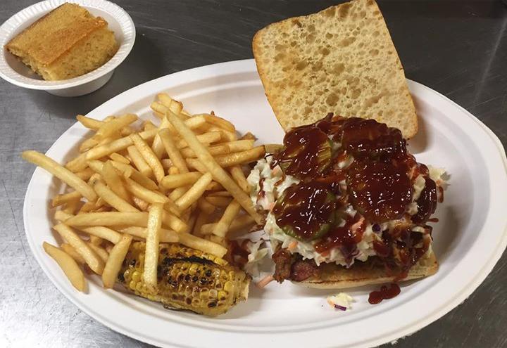 Smokin' Embers BBQ in Fulton, NY at Restaurant.com
