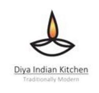Diya Indian Kitchen Logo