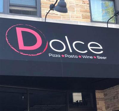 Dolce's Restaurant & Wine Bar Logo