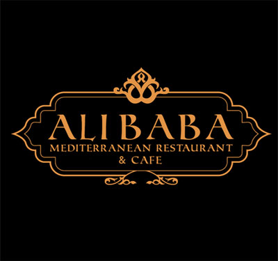 Ali Baba Restaurant & Cafe Logo