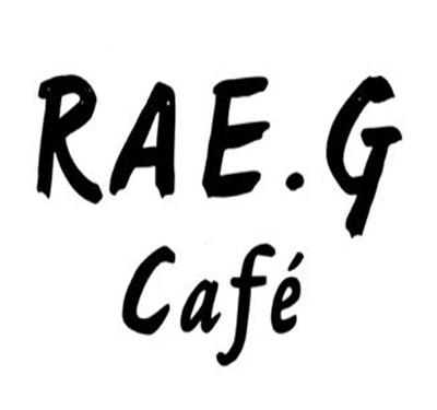 Rae. G Cafe Logo