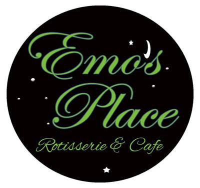 Emo's Place Cafe Logo