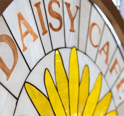 The Daisy Cafe Logo