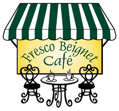 Fresco Beignet Cafe Logo