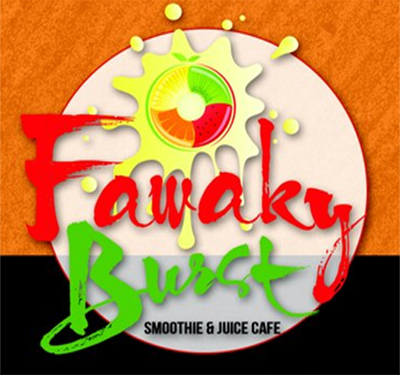 Fawaky Burst - Cleveland Heights Logo