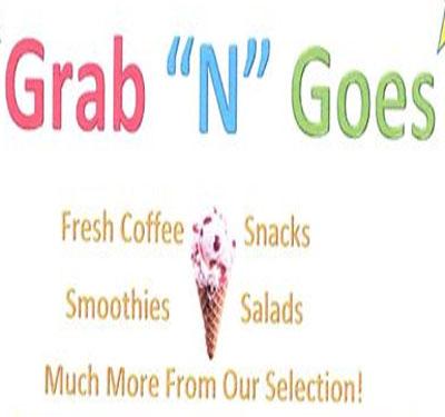 """Grab """"N"""" Goes Logo"""