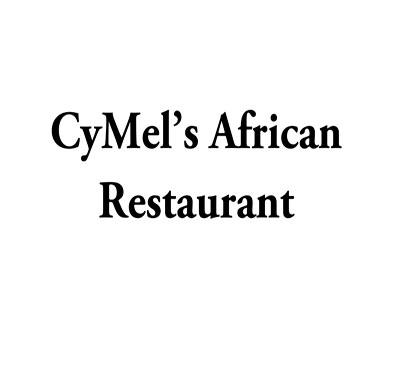 CyMel's African Restaurant Logo