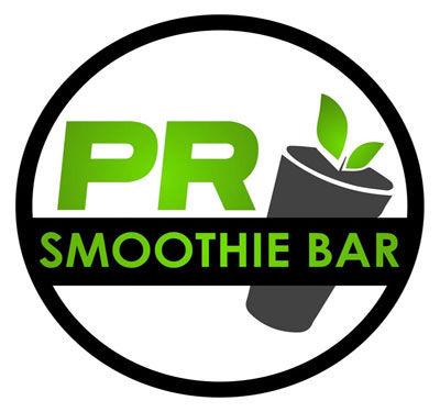 Perform and Recover Smoothie Bar Logo