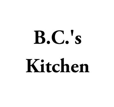 B.C's Kitchen Logo