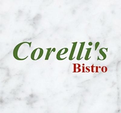 Corelli's Bistro - Temporarily Closed Logo