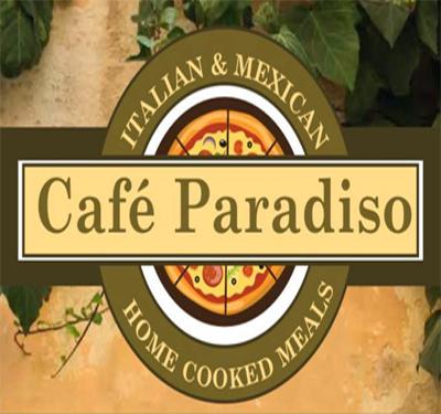 Cafe Paradiso Logo